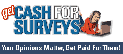 Get Cash for Survey logo