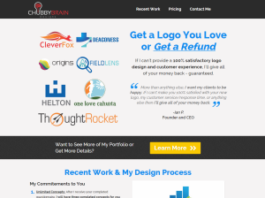 Another LeadPages landing page example