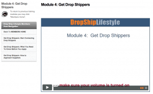 Drop ship lifestyle module 4 - finding suppliers