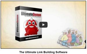 Ultimate Demon's main sales video