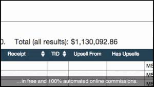 secret money system fake screenshot