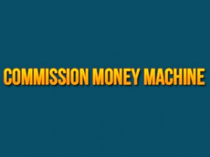 commission money machine logo