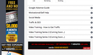 Affiliate millionaire club ads in embers area