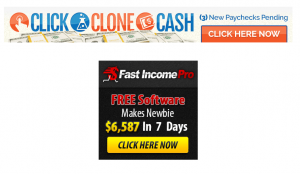 Online paycheck formula ads in members' area
