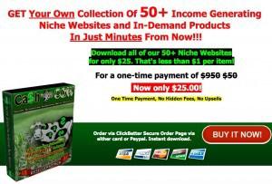 Web Cash Cow review