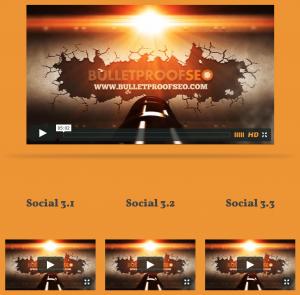 several training videos