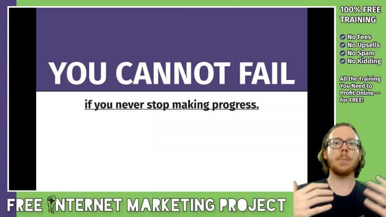 learn how to make money online free internet marketing training fimp