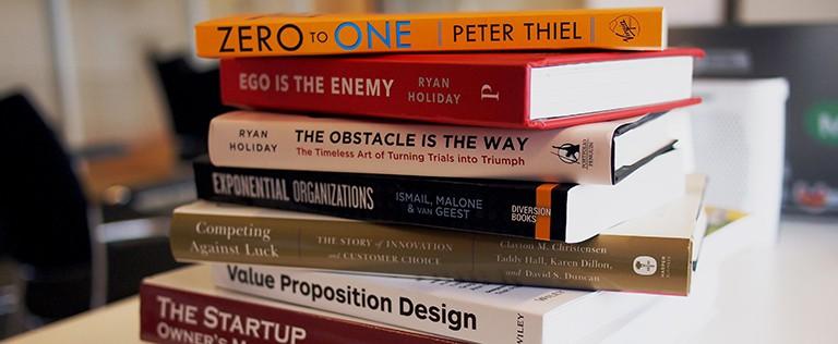 Entrepreneurial Book Club for IMP Members