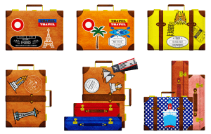 how to succeed in online marketing - luggage