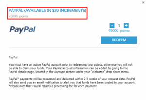 Toluna Points To Cash via PayPal