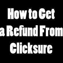 How to Get a Refund from ClickSure featured thumbnail