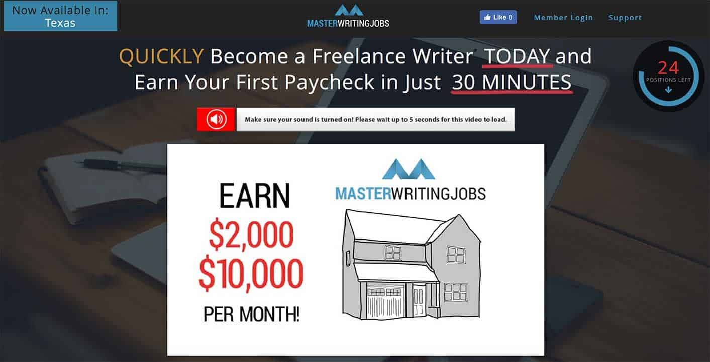 real writing jobs scam why pay for something that s masterwritingjobs review did i say review i meant scam
