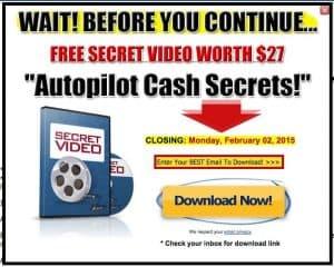 Autopilot Secrets