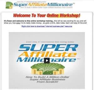 Super Affiliate Millionaire