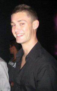 george brown smiling