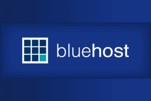 Bluehost review featured image
