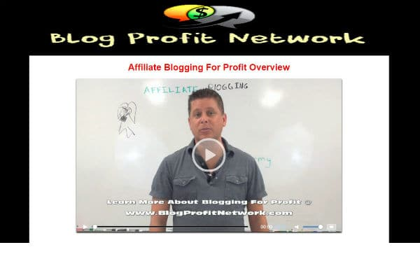 I'm Not Showcasing Blog Profit Network