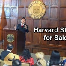 Desmond Ong of Chromabit Speaking at Harvard Club