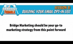 Bridge marketing a