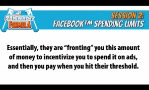 Facebook spending limits1