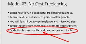 Scale business with paid promotions