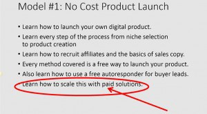 Scale with paid solutions 1