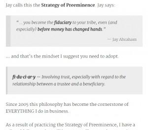 strategy of preeminence2