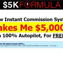 5k Formula System Featured image