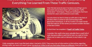 Compilation of traffic-driving methods