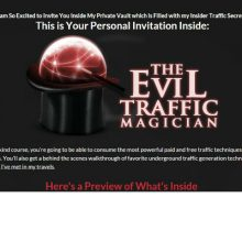 The Evil Traffic Magician Featured Image