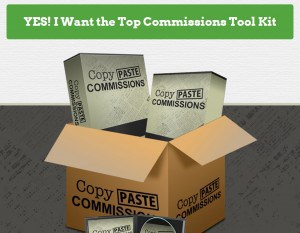 Top commissions toolkit upsell