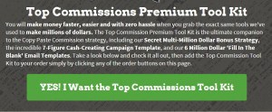 Top commissions toolkit upsell1