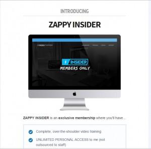 Zappy insider 1