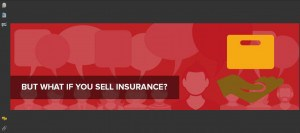 But What if You Sell Insurance