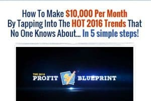 Profit Blueprint Featured Image