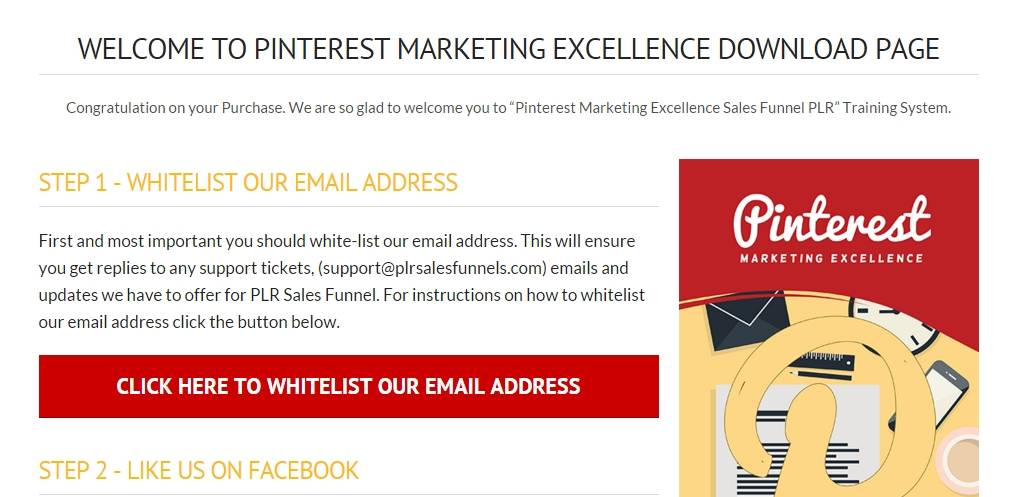 Pinterest Marketing Excellence Review | Elanthoor and Opay