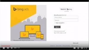 Get a Bing account video