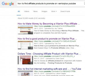 How to promote products on warriorplus