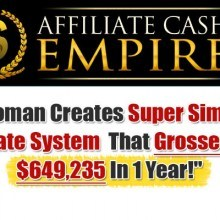 Affiliate Cash Empire Featured image