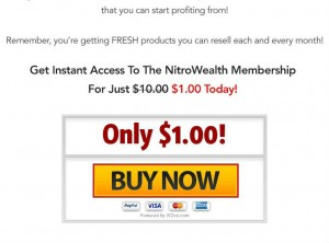Membership down sell