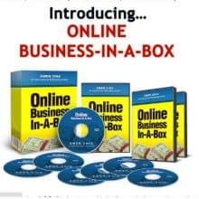 Online Business In-A-Box Featured Image