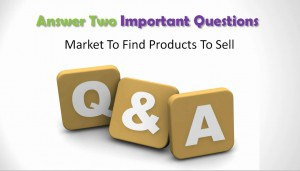 Selling versus no selling