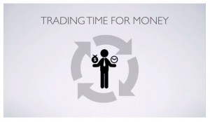 trading time for money