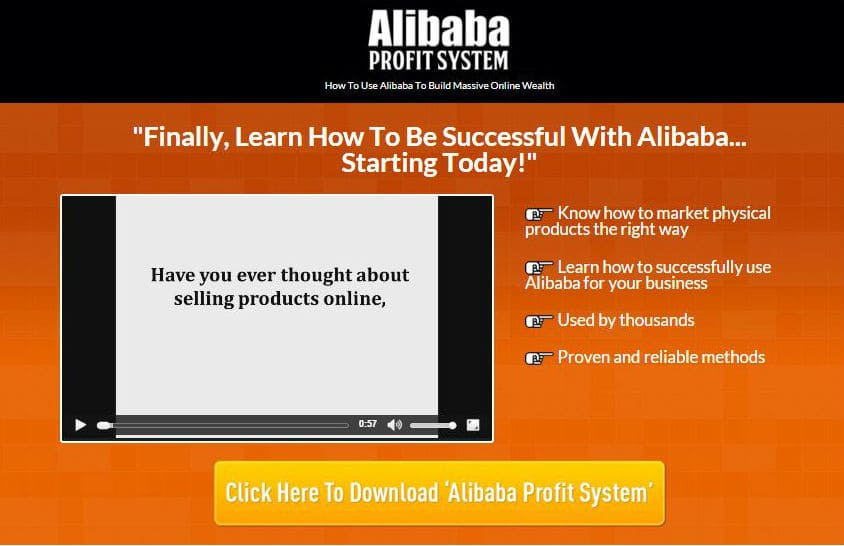 Alibaba Profit System Review: Can You Make Money with It?