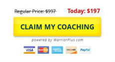 Cost of coaching upsell