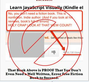 Error-free book