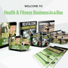 Health & Fitness Business in a Box Featured Image