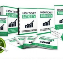 High Ticket Authority Featured Image