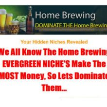 Home Brewing Featured Image