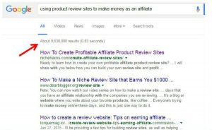How to review a product google